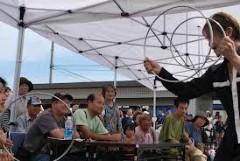 トリックマスターソラ バイオレット 公式ブログ/東北支援へ愛に会いに 画像2