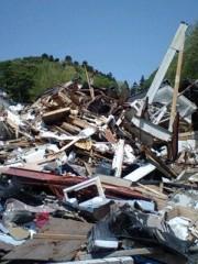 トリックマスターソラ バイオレット 公式ブログ/被災地へ魔法を 仮設住宅へ魔法を  画像1