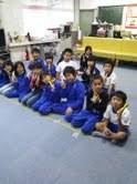 トリックマスターソラ バイオレット 公式ブログ/東北支援 世界に繋げる魔法の輪「素敵な子供たち」 画像1