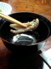 トリックマスターソラ バイオレット 公式ブログ/ソラ うなぎを 堪能 食べすぎ笑 画像3