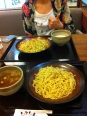 戸田れい 公式ブログ/外食続き 画像1