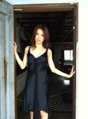 戸田れい 公式ブログ/シルクのドレス 画像1