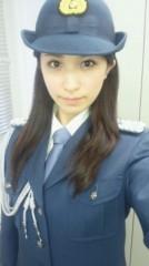 戸田れい 公式ブログ/新宿警察署一日署長!! 画像3