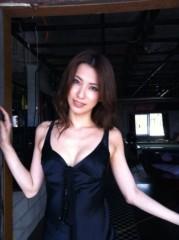 戸田れい 公式ブログ/シルクのドレス 画像2
