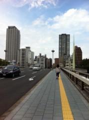 戸田れい 公式ブログ/野外撮影!! 画像3