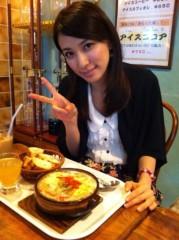 戸田れい 公式ブログ/赤坂で 画像2