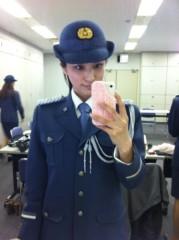 戸田れい 公式ブログ/新宿警察署一日署長!! 画像2