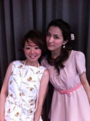 戸田れい 公式ブログ/結婚式! 画像2