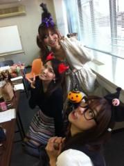 戸田れい 公式ブログ/ハロウィンコスプレ 画像3