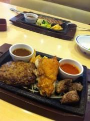 戸田れい 公式ブログ/外食続き 画像2
