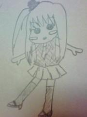 片岡あづさ 公式ブログ/お絵描きしたよ 画像2