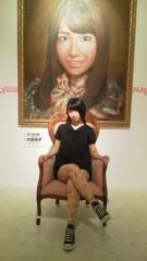 片岡あづさ 公式ブログ/椅子の力を借りて、 画像1