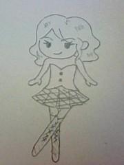 片岡あづさ 公式ブログ/お絵描きしたよ 画像3