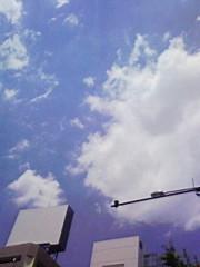 片岡あづさ 公式ブログ/いいお天気♪ 画像1