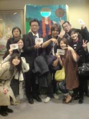 坂田陽子 公式ブログ/お笑いライブ×お寿司 画像1