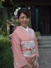 坂田陽子 公式ブログ/着物ではんなり( ●^o^●) 画像1