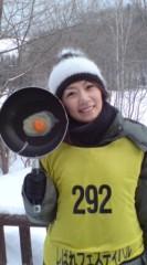 坂田陽子 公式ブログ/極寒ロケの舞台裏から 画像3