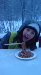 坂田陽子 公式ブログ/極寒ロケの舞台裏から 画像2