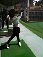 坂田陽子 公式ブログ/ゴルフレッスン♪ 画像2
