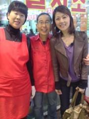 坂田陽子 公式ブログ/南大門市場の朝ごはん。 画像2