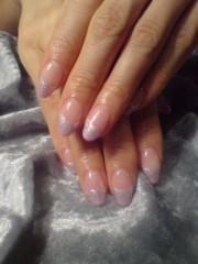坂田陽子 公式ブログ/この桜吹雪が目に…入らないか。 画像1