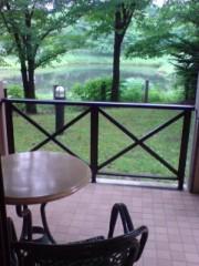坂田陽子 公式ブログ/別荘にて。 画像2