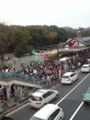 坂田陽子 公式ブログ/花見渋滞(@_@) !! 画像1