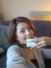 坂田陽子 公式ブログ/念願の♪ 画像1