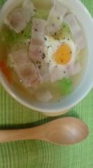 坂田陽子 公式ブログ/南極の朝ご飯 画像1