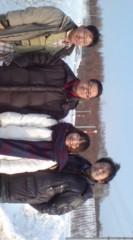 坂田陽子 公式ブログ/極寒ロケの舞台裏から 2 画像2