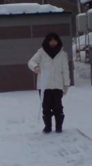坂田陽子 公式ブログ/極寒ロケの舞台裏から 2 画像3