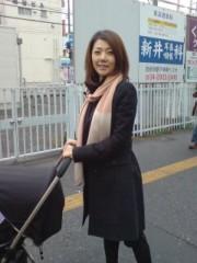 坂田陽子 公式ブログ/何のロケかな? 画像1