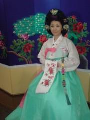 坂田陽子 公式ブログ/伝統衣装♪ 画像1