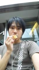 野田将人 公式ブログ/只今、朝食中 画像1