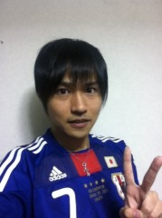 野田将人 公式ブログ/ゴール〜 画像1