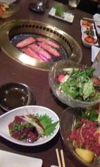 おかもとまり 公式ブログ/食事:新橋にて焼き肉 画像2