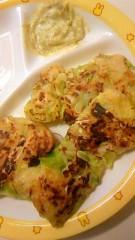 おかもとまり 公式ブログ/料理:キャベツ焼き 画像1