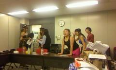 おかもとまり 公式ブログ/イツザイSの楽屋実況 画像3
