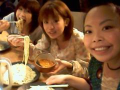 おかもとまり 公式ブログ/下北沢の、つけ麺『やすべぇ』 画像2