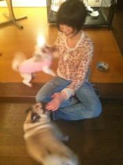 おかもとまり 公式ブログ/愛犬 画像2