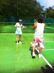 おかもとまり 公式ブログ/テニス 画像3