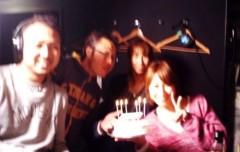 おかもとまり 公式ブログ/誕生日ケーキ 画像3