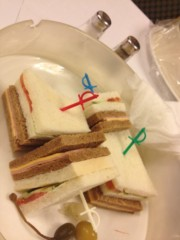 おかもとまり 公式ブログ/サンドイッチ 画像2