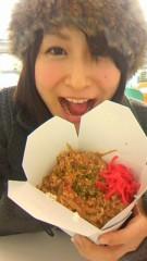 おかもとまり 公式ブログ/料理:大学の学食は鶏そぼろ丼 画像1