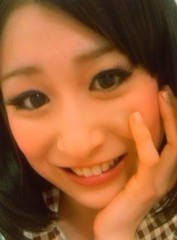 おかもとまり 公式ブログ/ものまねメイク連載20 AKB48大島優子さん風 画像1
