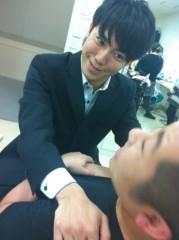 おかもとまり 公式ブログ/澤部さんに迫りよる綾部さん 画像3