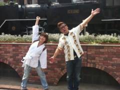 おかもとまり 公式ブログ/新橋SL広場 画像2