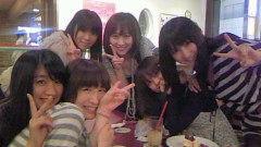 おかもとまり 公式ブログ/アイドル☆リーグメンバーが集まる店は 画像2
