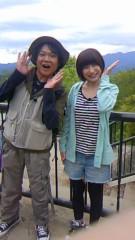 おかもとまり 公式ブログ/高尾山ロケ 画像2