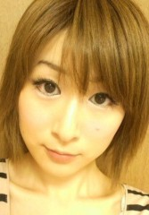 おかもとまり 公式ブログ/ものまねメイク連載50 平野綾さん風 画像1